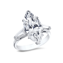 Marquise 5.0 Ct.14K Ring