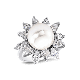 Pearl 12.0 mm 14K Ring