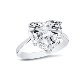 Heart Shape 8.0 Ct. 14K Ring