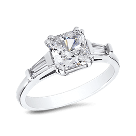 Princess Cut 1.25 Ct. 14K Ring
