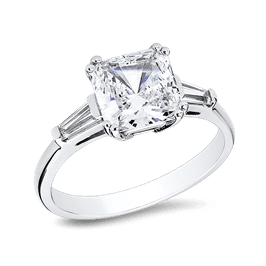 Princess Cut 2.0 Ct. 14K Ring