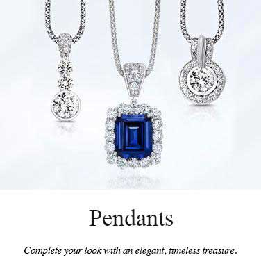 Buy cubic zirconia pendants